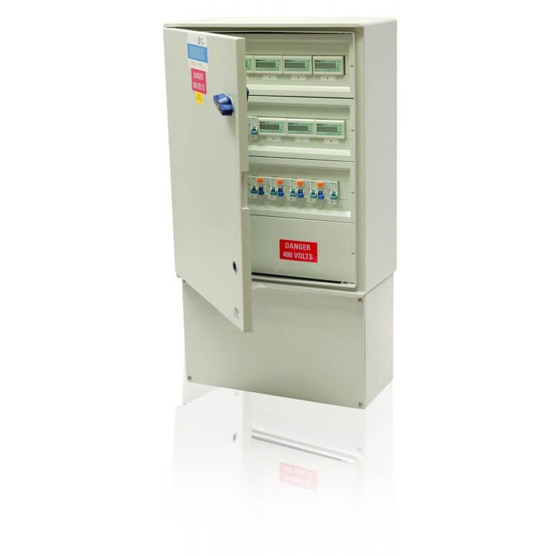 R8 bulk metered unit
